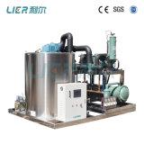 Contrôle automatique de haute qualité pour les fruits de mer de glace de flocon de la machine de traitement approuvé ce LVD