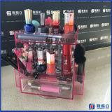 De spinnende Houder Lipgloss van de Premie van de Toren van de Lippenstift Acryl Roterende