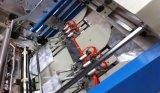 Doppelte Zeile Hochgeschwindigkeitswärme-Ausschnitt-Shirt-Beutel, der Maschine herstellt