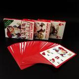 55 esquina 4 tarjetas OEM Gordo de Navidad juegos de cartas de papel