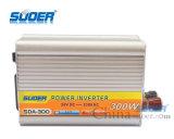 Inverseur 24V à C.A. de C.C de Suoer solaire outre de l'inverseur 300W (SDA-300B) de pouvoir de réseau