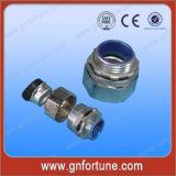Conetor rápido do parafuso para a tubulação flexível galvanizada do metal