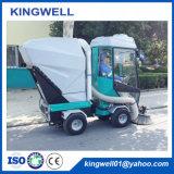 판매 (KW-1900R)를 위한 디젤 엔진 조밀한 도로 스위퍼