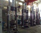 Plaque de biens de la vulcanisation du caoutchouc moulé Appuyez sur la machine plante en usine