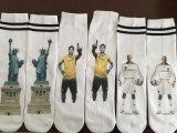 Простой дизайн спорта Sock для изготовителей оборудования