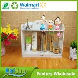 Estante cosmético del almacenaje del armario de las cabinas de escritorio de la pared impermeable del cuarto de baño