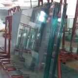 19mm Niedrig-Eisen ausgeglichenes Sicherheitsglas für Zwischenwand