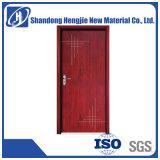 Le nouveau matériau imperméable WPC intérieure de porte de bois