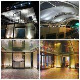 50W Ontwerp van de Verlichting van de Stroom van het Effect van de openlucht LEIDENE Rimpeling van Golven het Architecturale
