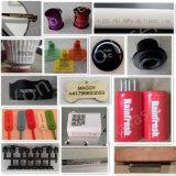 машина маркировки лазера волокна 10W 20W 30W 50W для гравировки кольца, вахты, пер, бутылки