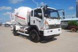 Mini camion de mélangeur concret avec le prix bas