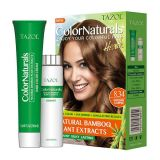 Cor do cabelo de Colornaturals do cuidado de cabelo de Tazol (Borgonha) (50ml+50ml)