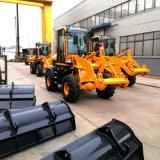 China de Hete Verkoop Kleine Payloader van 1.0 Ton met Ce