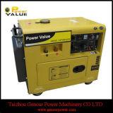발전기 2014 5kVA Silent Diesel Generator Price Generator 5kVA 5 kVA 발전기 (ZH5500DGS)