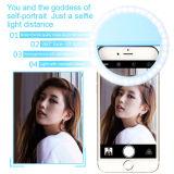 Het professionele Licht van de Flits voor Mobiele LEIDEN van Selfie van de Telefoon Flitslicht