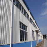 軽いタイプ鉄骨フレームの鋼鉄研修会か倉庫