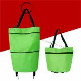 熱い販売のFoldableショッピング・バッグ、カスタマイズされたカラーおよびロゴの歓迎