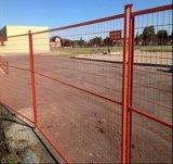 Канада на строительной площадке портативный временные ограждения/временные ограждения