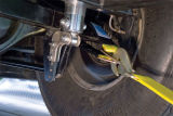 Храповой механизм крепления планки для автомобиля