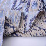 2017 Tejido de Jacquard de poliéster de tinte de hilo nuevo para sofá y cortina