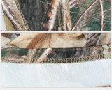 남녀 공통 잎 Camo Ghillie는 생체공학 Camo 모자 육군 도상 작전 연습 Camo 차양 야구 모자를 낚시질하는 옥외 난조를 캡핑한다