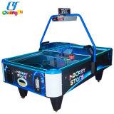 Münzenunterhaltungs-elektronischer Säulengang-Spiel-Luft-Hockey-Tisch
