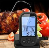 [ديجتل] لاسلكيّة طعام ميزان حرارة
