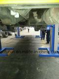 Macchina di sollevamento automatica del camion di elevatore della colonna mobile elettrica dei 4 alberini