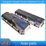기계로 가공된 알루미늄 엔진 벨브 덮개를 맷돌로 가는 주문을 받아서 만들어진 CNC
