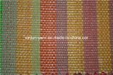 Sofá floreado, sofá de la flor de la tela, tela moderna del sofá