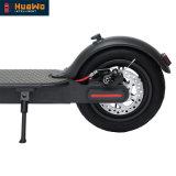 Scooter électrique pliable rapide de coup-de-pied de Delively 8inch