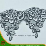 2016 nuovo Design Embroidery Lace su Organza (HD-025)