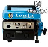 Type évalué petit générateur de 650W YAMAHA d'essence