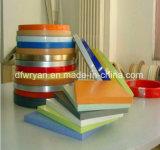 높은 광택에 의하여 주문을 받아서 만들어지는 PVC 물개 가장자리 또는 가장자리 밴딩