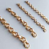 熱い販売の金鎖のステンレス鋼の宝石類の金の鎖