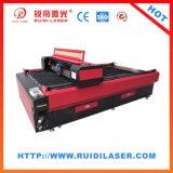 1325 Bois Cutleather machine au laser tissu en papier de verre Vamboo acrylique Mosaïque de la résine plastique en caoutchouc