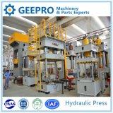 100-500tonne Emboutissage tôle s'étendant l'Estampage Presse hydraulique avec la CE de la machine