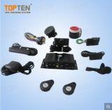 Le plus puissant GPS tracker en Chine avec le meilleur prix de vente et de support technique et de la plate-forme 5 entrée numérique et analogique de sortie (TK510 d'entrée-L)