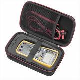 Mallette à outils disque transportant EVA pour Neoteck Auto-Ranging Multimètre numérique