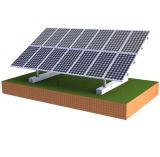 Bon prix de l'aluminium Panneau Solaire système de montage au sol de la structure de fixation du panneau solaire 100kw