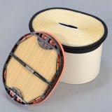 Z&L JS9024 Remplacement des filtres à air de pièces d'excavatrice Honeycomb filtre en papier filtre purificateur d'air automatique 252-5002