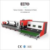 1000W tuyau cnc machine de découpage au laser à filtre pour le mobilier de l'industrie de transformation du tube