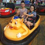 Precioso diseño de los animales a los niños al aire libre o el parque de diversiones en el interior de coche para la venta de paragolpes
