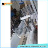 V máquina de papel da placa de borda do ângulo da forma com corte de Funcation