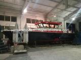 Barca pilota di FRP con interno diesel