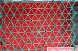 Machine à paver en plastique 400X400X50mm d'herbe de réseau d'herbe
