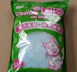 La arena de gato de gel de sílice desecante para Pet Animalito