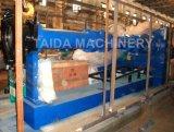 Xjwp-115, 120, 150, 200, machine froide d'extrusion d'extrudeuse d'alimentation de vide de chambre à air de profil de boyau en caoutchouc 250