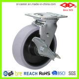 O giro freou a roda resistente do rodízio (P701-34D125X45Z)