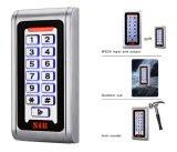 Sistema impermeable del control de acceso del telclado numérico del contraluz para la seguridad casera